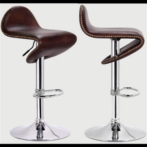 fancy leather bar stools designer bar chairs promotion shop for promotional