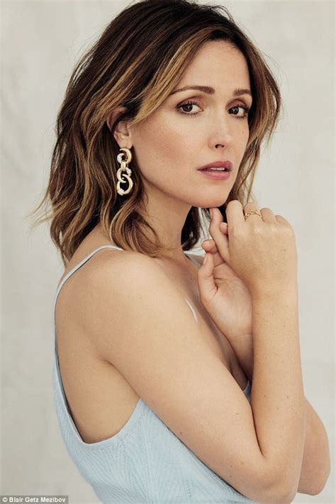 what to wear at 37yrs old female rose byrne stuns in glamorous new magazine shoot daily