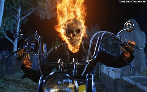 ghost rider film wallpapers ghost rider wallpapers