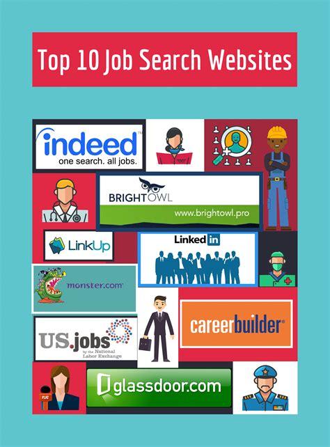 the best job sites for 2018 reviews com