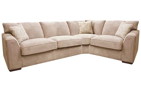 corner fabric sofas buoyant newark fawn fabric corner sofa only 163 999 99