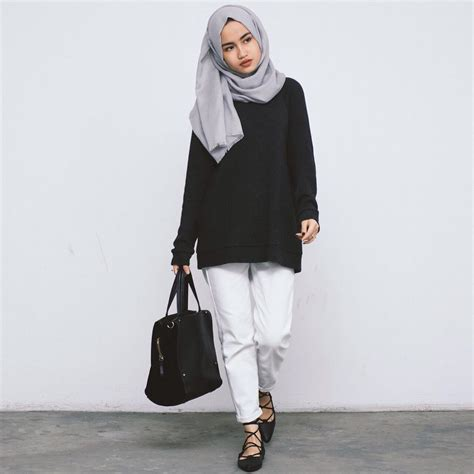 14  Trend Model Busana Muslim 2019 Siap Percantik Penampilan