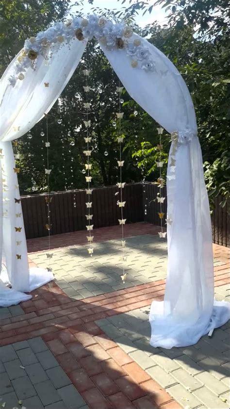 Wedding Arch Pvc by Pvc Wedding Arch