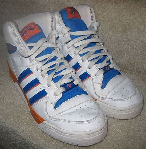 knicks basketball shoes adidas attitude hi top nba new york knicks basketball