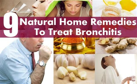9 simple and home remedies to treat bronchitis