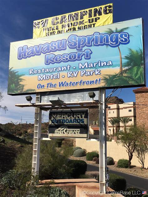 casino beach boat rv storage havasu springs resort parker arizona