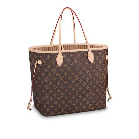 Lv Neverfull L neverfull gm monogram handbags louis vuitton