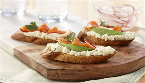 Cold Smoked Salmon So Delicious That Youll Want To Build Your Own Smokehouse 2006 Iffa by Smoked Salmon Crostini Recipe Boursin Cheese