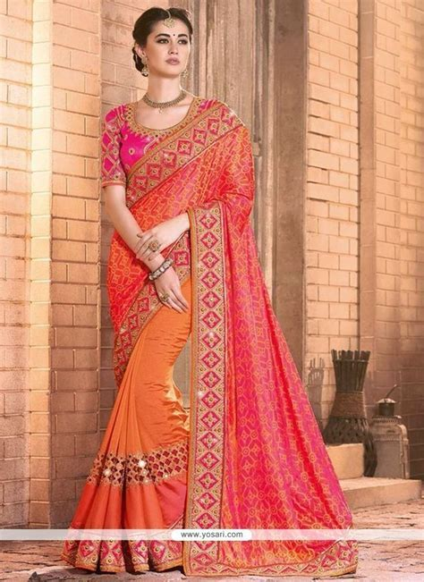 Best 25  Bridal sarees ideas on Pinterest   South silk
