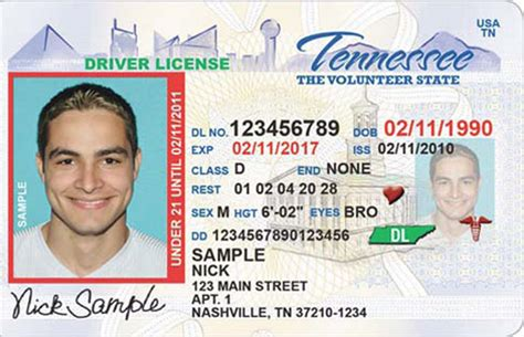 tennessee drivers license template former driver s license examiner admits taking bribes wdef