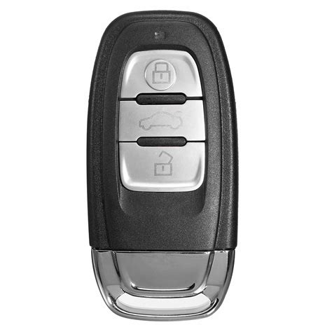 Batterie F R Audi A6 by 3 Buttons 315mhz Remote Key Fob With Battery For Audi A4