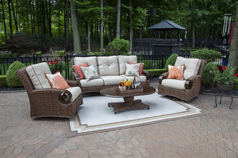 Wicker Patio Sets Decor ? Home Ideas Collection : Wicker