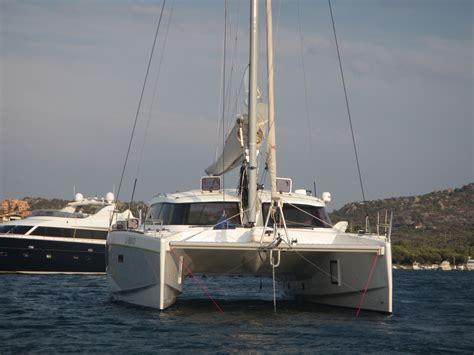 catamaran a vendre espagne achat vente catamarans occasion aventura 43 multicoques mag