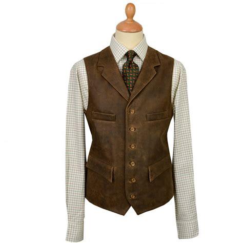 leather vest how to wear men s waistcoats odd vests gentleman s gazette