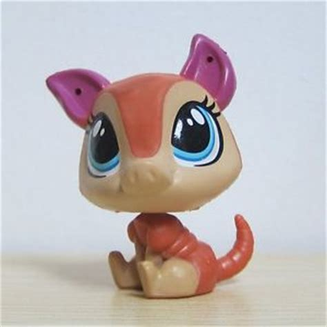 Armadillo Pet Pet Pet Product by Littlest Pet Shop Lps Figure Toys Audra Shellter