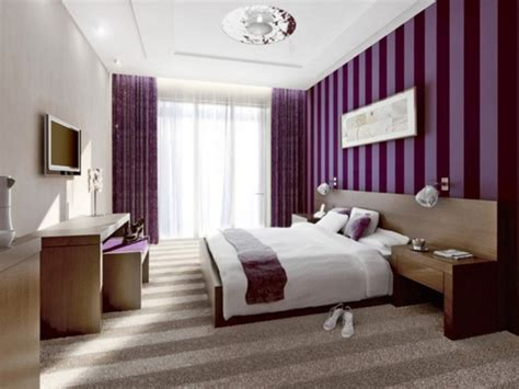 bedroom with stripes romantic bedroom design using modern interior with metalic