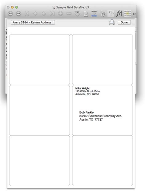 indesign template for avery label 5164 perfect avery com templates 5164 model exle resume