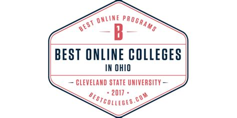 Dual Mba Masters Studies Cleveland State by Center For Elearning Cleveland State