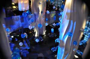 neujahr dekoration silvester deko im east hotel hamburg