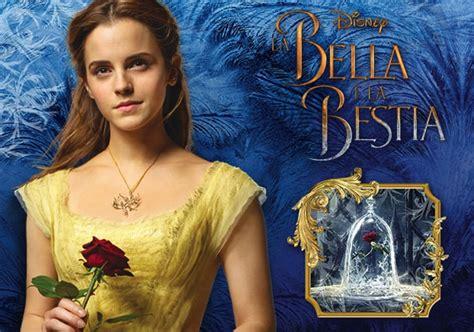 la bella e la bestia film emma watson uscita la bella e la bestia una collezione speciale nei disney