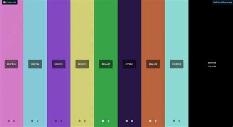 color palette app find color inspiration in 21 apps