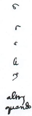 abbreviazioni lettere commerciali lezioni di paleografia