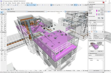 Palette 2017 by Archicad 21 Aecbytes Review