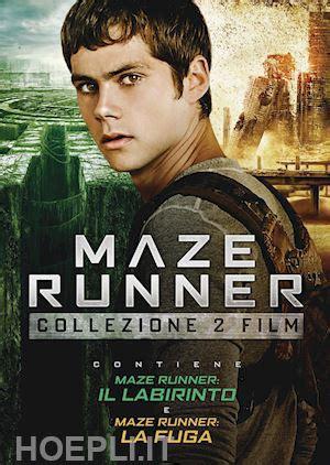 maze runner 2 film quando esce maze runner il labirinto la fuga 2 dvd wes ball
