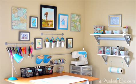 organized living room creative space organizing 14 inspiring craft room ideas addicted 2 diy