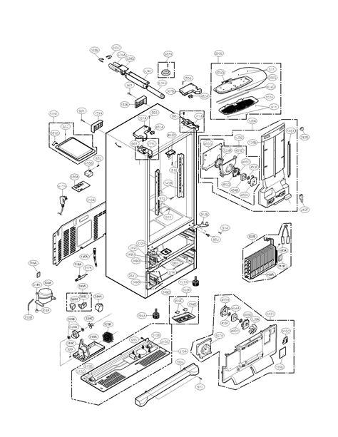 kenmore elite refrigerator parts diagram refrigerator parts december 2014