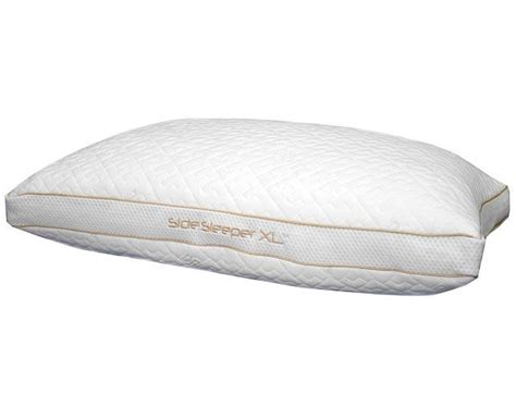 bed gear pillow bedgear align position pillow align side sleeper pillow royal furniture misc accessory