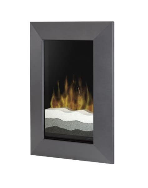 Recessed Wall Mount Electric Fireplace by Dimplex Beveled V1525bt Gm Trim Recessed Wall Mounted