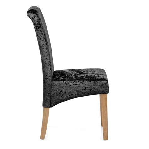 sedie it sedia in velluto e legno claremont