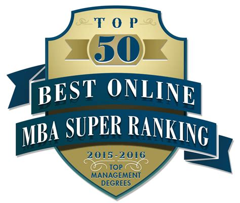 Best Mba It by Topmanagementdegrees Ranks Csu Mobile Accelerated Mba