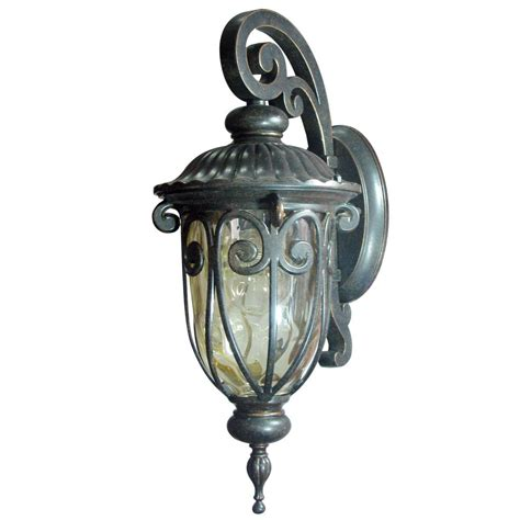 oil rubbed bronze outdoor wall light y decor hailee 1 light oil rubbed bronze outdoor wall