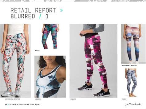 patternbank ss 2017 fashion vignette trends patternbank activewear ss