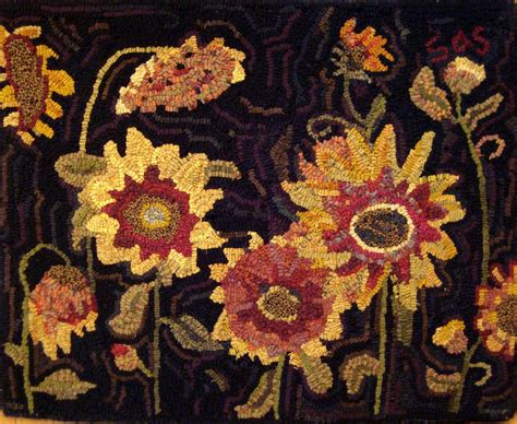 Rug Hooking Patterns by The Merry Woolens New Rug Hooking Patterns