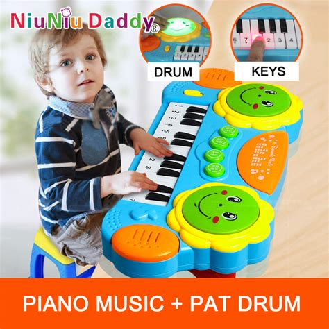 Pat Drums And Piano 1 electronic toys pat promotion shop for promotional