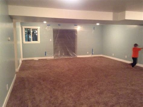 help carpet is basement rec room