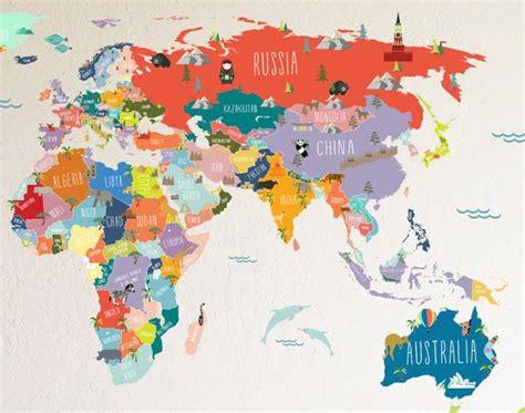 best 25 interactive world map ideas on world