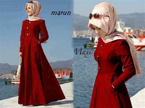 Pakaian Wanita Muslim Setelan Maxi Gianka Set 2 In 1 Mustard jual harga maxidres baju muslim pakaian wanita