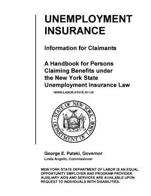 new york state unemployment 1099 images frompo fillable online labor state ny unemployment insurance
