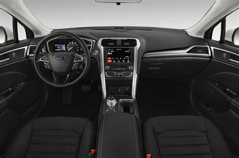 ford fusion 2017 interior 2017 ford fusion review