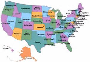 A Map Of The 50 States by Pics Photos United States Map 50 States Topo Map