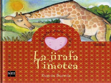 la jirafa timotea the 1 186 b la jirafa timotea