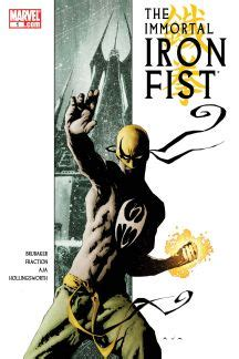 libro immortal iron fist the immortal iron fist 2006 1 comics marvel com
