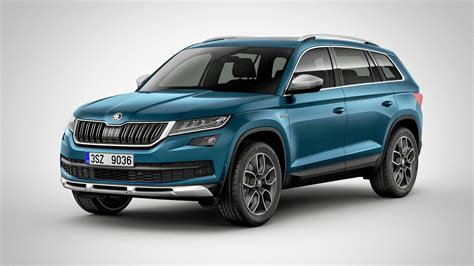 Orlando Upholstery Skoda Kodiaq Scout Debuts With Rugged Looks Standard Awd