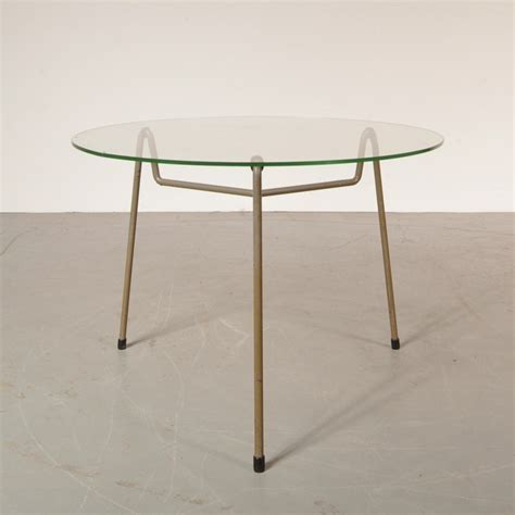 1950 Coffee Table Gispen Coffee Table 1950s 47129