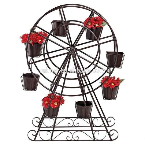 Flower Stand Ferris Gold portable customized metal flower pot stand buy flower pot stand metal flower pot stand