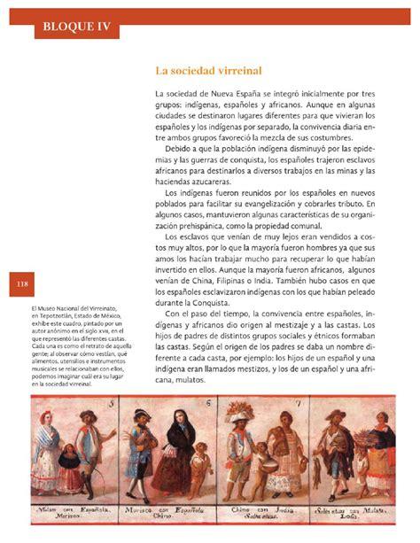 historia cuarto primaria sep 2015 en linea historia cuarto grado 2015 issu libro de historia sep